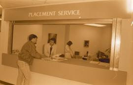 Student placement services at Newton campus: 344-8