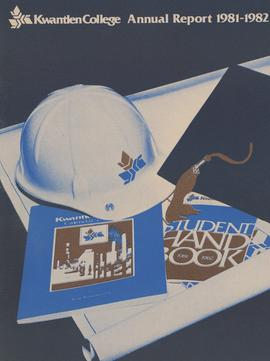 First Kwantlen College Annual Report (1981-1982)